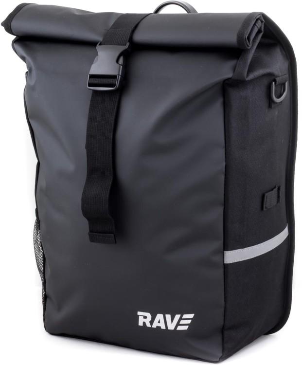 Rave Hinterradtasche Voyage - (Einzeln) Easy-Click-System