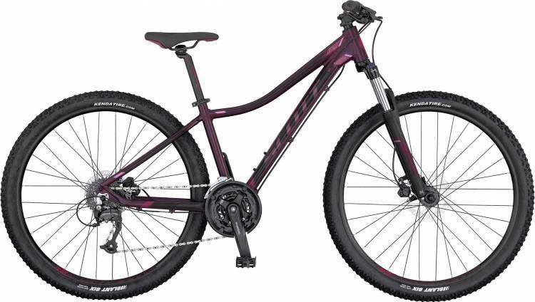 Scott Contessa 730 dark red/pink 2017 - Damen Hardtail Mountainbike