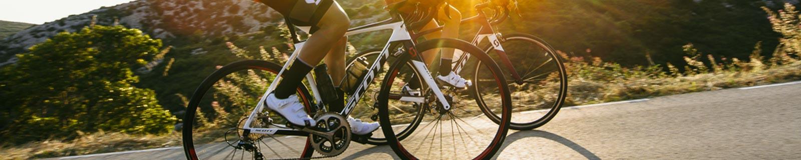 Herren Rennräder aus Carbon und Aluminium