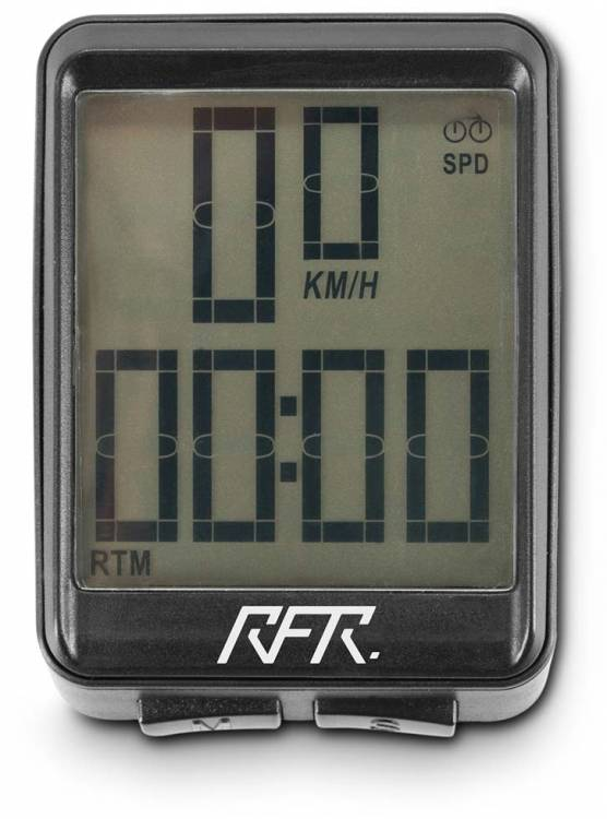 RFR Fahrradcomputer wireless CMPT black
