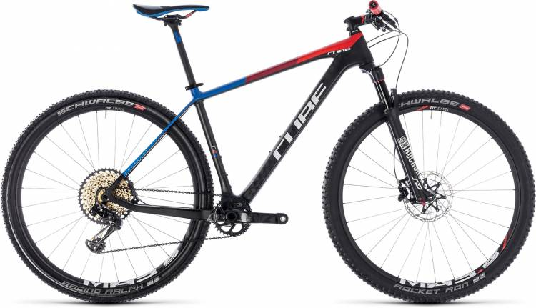 Cube Elite C:68 SL teamline 2018 - Hardtail Mountainbike