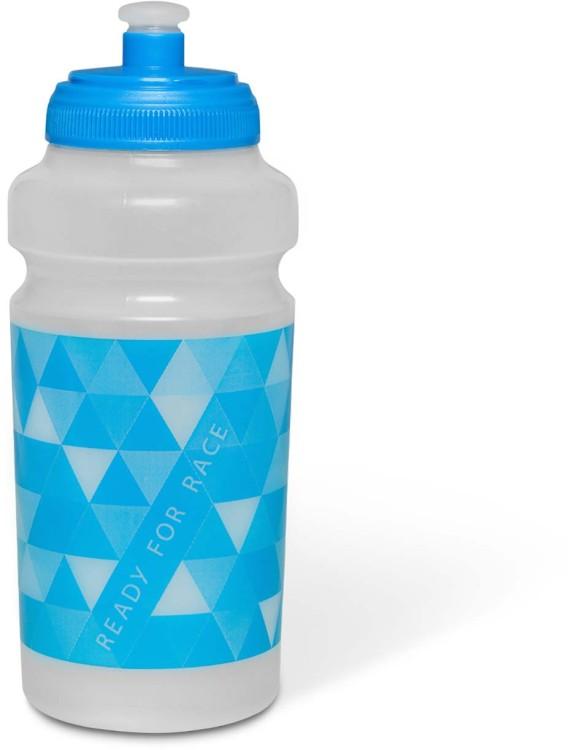 RFR Trinkflasche 0,5l translucent n blue