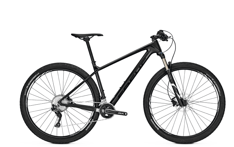 Focus Raven Core 29 black 2017 - Hardtail Mountainbike