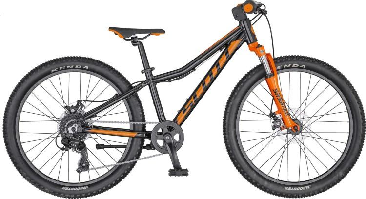 Scott Scale 24 disc black/orange 2020