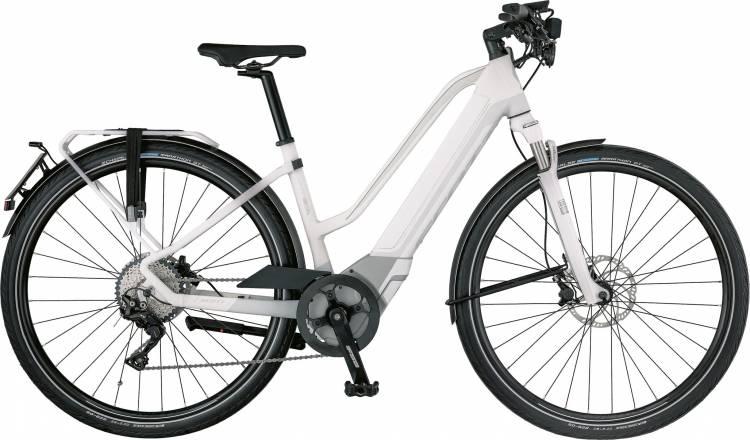 Scott E-Silence Speed 20 Lady 2018 - Damen Trapez E-Bike Trekkingrad
