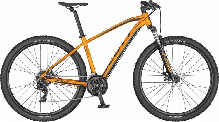 Scott Aspect 970 orange/dk.grey 2020