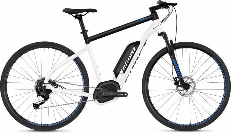 Ghost Hybride Square Cross B2.9 AL 2018 - Herren E-Bike Crossrad