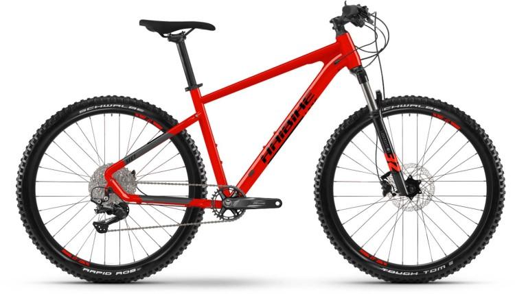 Haibike Seet 9 rot/cool grey 2021 - Hardtail Mountainbike