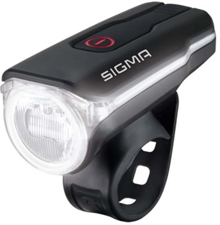 SIGMA LED-Frontlampe Aura 60 USB schwarz 17700