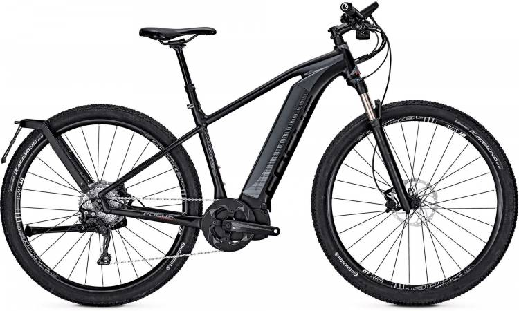 Focus Jarifa I29 Speed black 2017