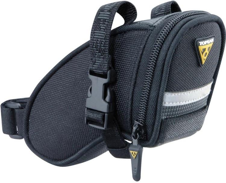 Topeak Aero Wedge Pack Strap micro Satteltasche
