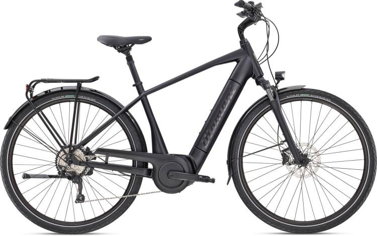Diamant Mandara Deluxe+ HER Tiefschwarz 2020 - E-Bike Trekkingrad Herren