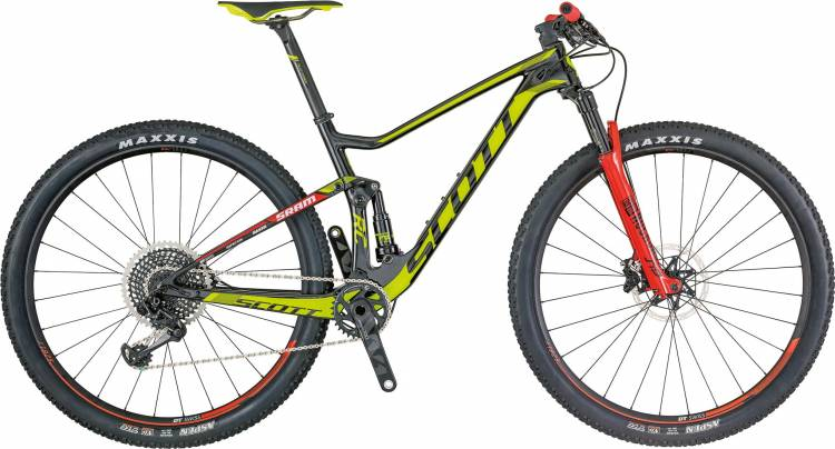 Scott Spark RC 900 World Cup 2018 - Fully Mountainbike