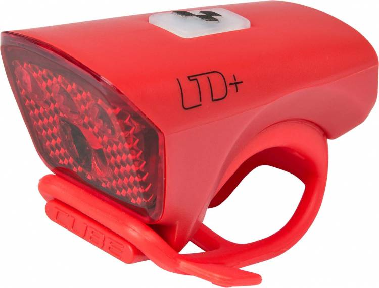 """Cube Outdoor Licht LTD+ """"Red LED"""" red"""