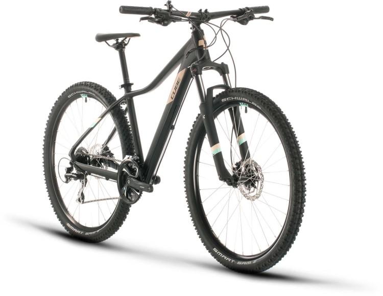 Cube Access WS Exc black n sesam 2020 - Hardtail Mountainbike Damen