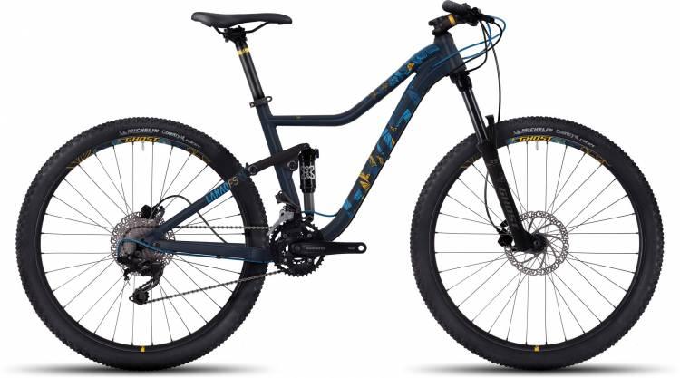"""Ghost Lanao FS 2 27.5"""" 2017 - Damen Fully Mountainbike"""
