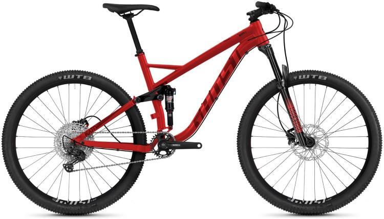 Ghost Kato FS Universal AL U red / black 2021 - Fully Mountainbike