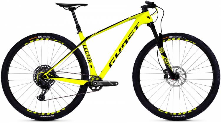 Ghost Lector 5.9 LC U 2018 - Hardtail Mountainbike