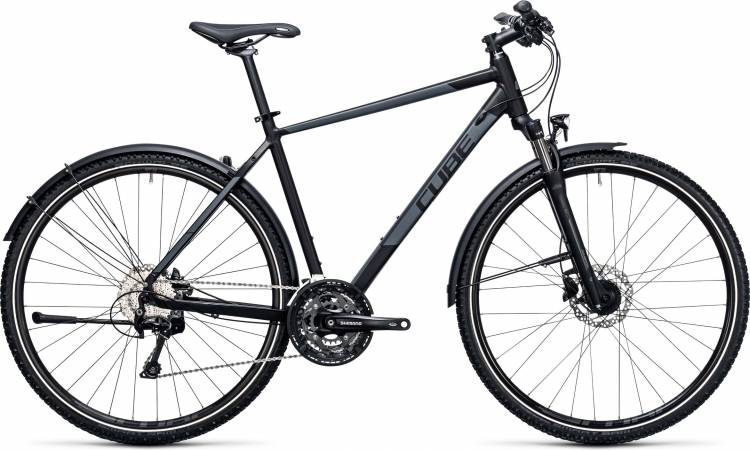 Cube Nature Allroad black n grey 2017