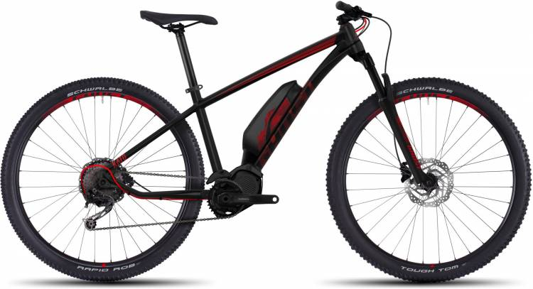 Ghost Hybride Kato 3 AL 29 2018 - E-Bike Hardtail Mountainbike