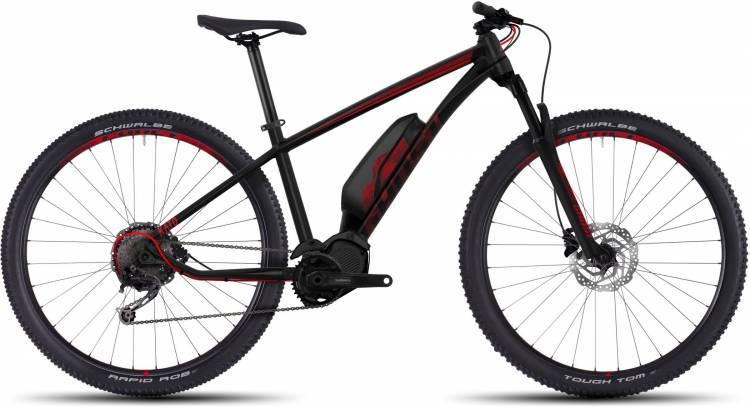 Ghost Hybride Kato 3 AL 29 2018 - E-Bike Hardtail Mountainbike