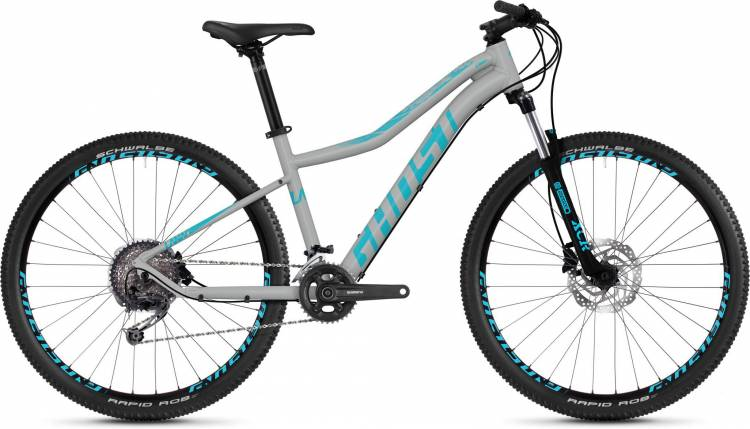 Ghost Lanao 5.7 AL W smoke gray / jade blue 2020 - Hardtail Mountainbike Damen