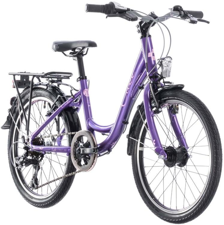Cube Ella 200 purple n rose 2019