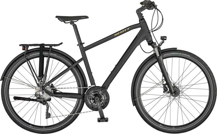 Scott Sub Sport 20 Men dark grey / gold polished 2021 - Trekkingrad Herren