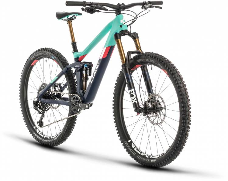 Cube Sting WS 140 HPC SL team ws 2020 - Fully Mountainbike Damen