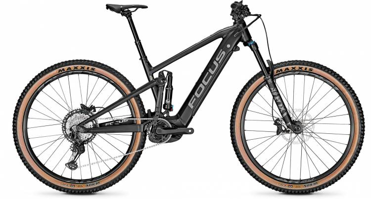 Focus Jam2 6.8 Nine Magic Black 2020 - E-Bike Fully Mountainbike