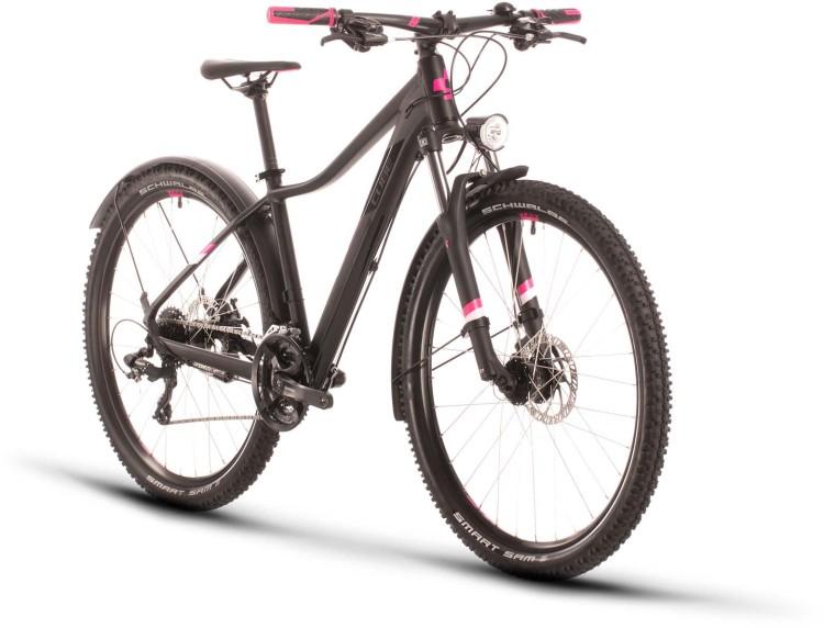 Cube Access WS Allroad black n berry 2020 - Hardtail Mountainbike Damen