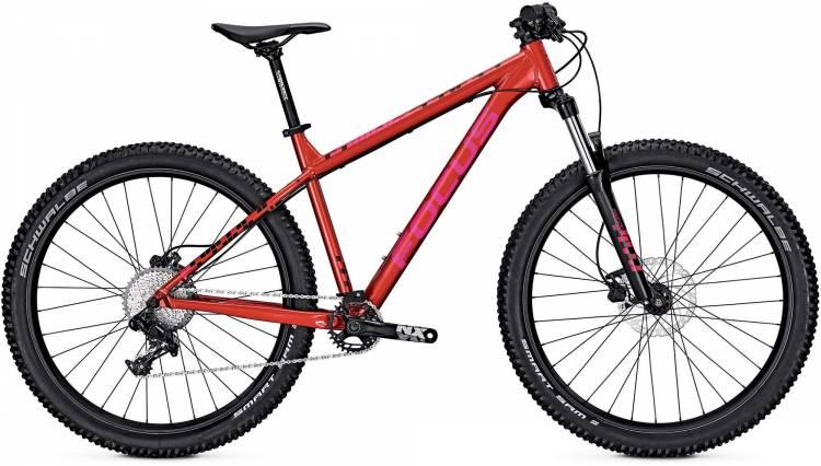 Focus Bold Pro Donna 27 barolo red 2017 - Damen Hardtail Mountainbike