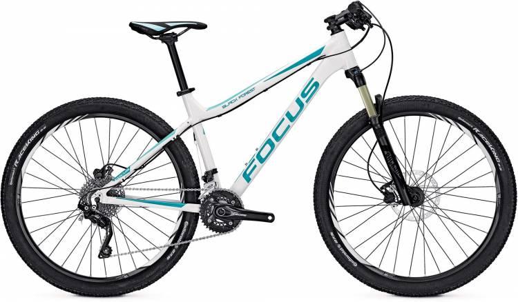 Focus Black Forest Donna Ltd 27 white 2017 - Damen Hardtail Mountainbike