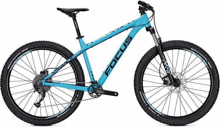 Focus Bold Evo 27 mali blue 2017 - Hardtail Mountainbike