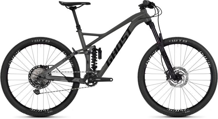 Ghost Slamr 2.7 AL U rock / jet black 2020 - Fully Mountainbike