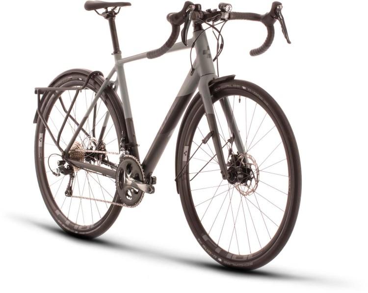 Cube Nuroad Pro FE grey n black 2020 - Cyclocross