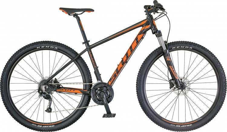 Scott Aspect 950 black/orange 2018