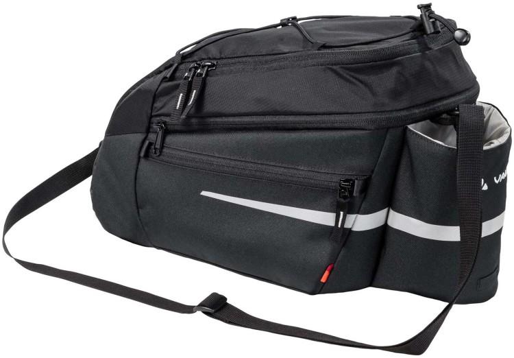 Vaude Silkroad L (i-Rack) - black - Gepäckträgertasche