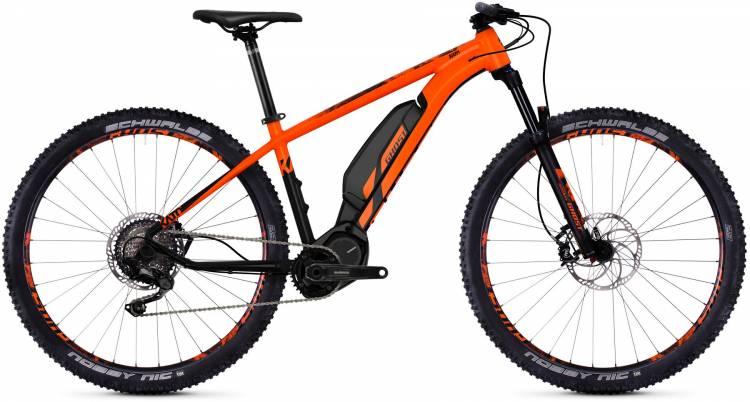 Ghost Hybride Kato S3.9 AL 2018 - E-Bike Hardtail Mountainbike