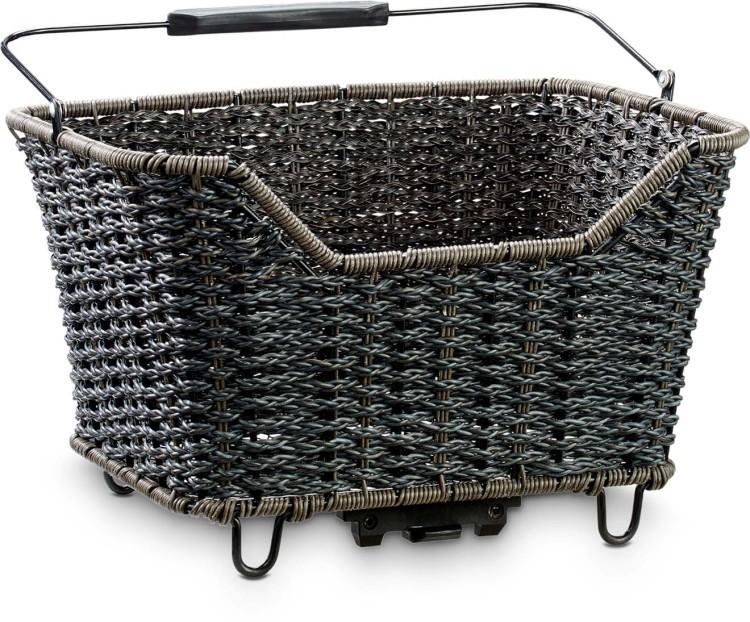 ACID Gepäckträgerkorb 20 RILink Rattan brown