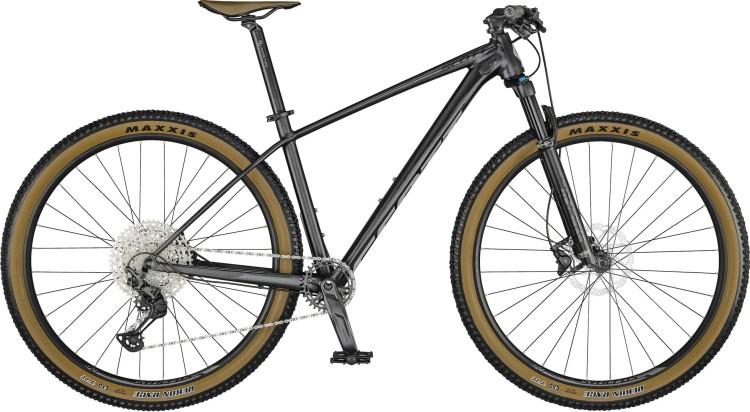 Scott Scale 950 juniper blue / brushed metal 2021 - Hardtail Mountainbike