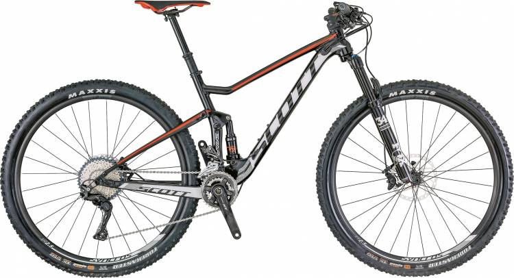 Scott Spark 930 2018 - Fully Mountainbike