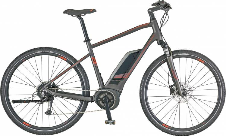 Scott E-Sub Cross 20 2018 - Herren E-Bike Crossrad
