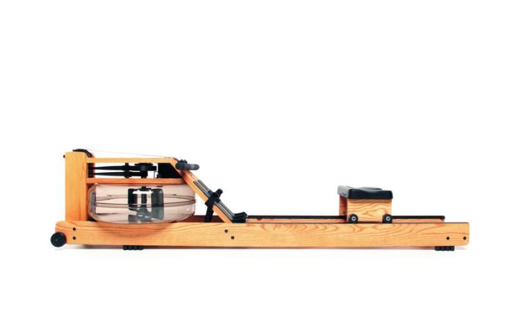 WaterRower Esche mit Monitor