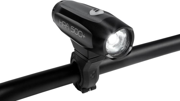 Cube LED-Licht HPA 500+ schwarz