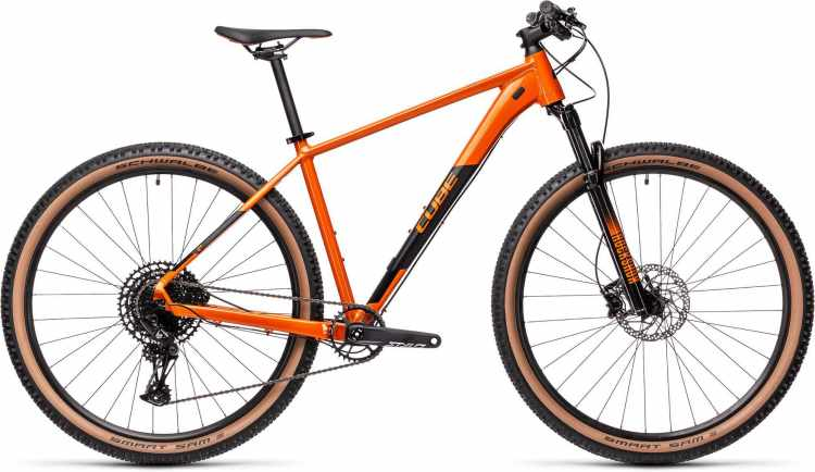 Cube Acid ginger n black 2021 - Hardtail Mountainbike