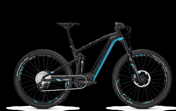 Focus Jam2 Pro 27 Plus black/blue 2017