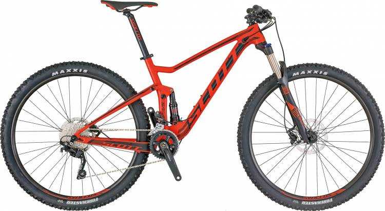 Scott Spark 970 2018 - Fully Mountainbike