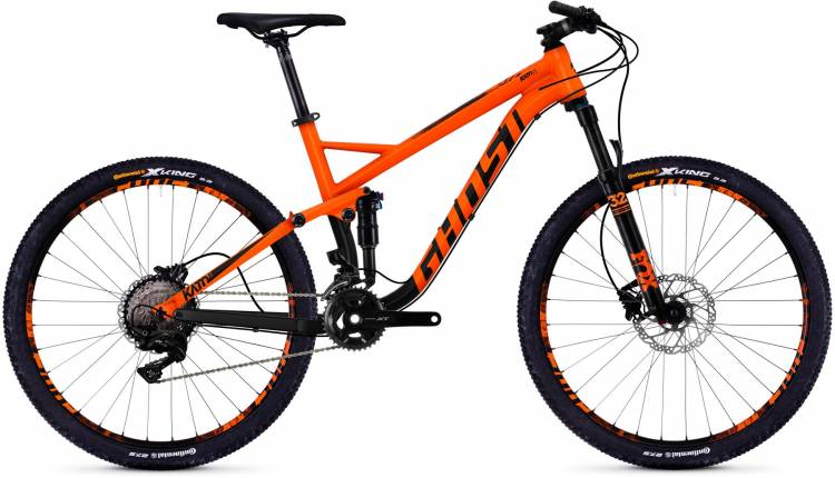 Ghost Kato FS 5.7 AL U 2018 - Fully Mountainbike
