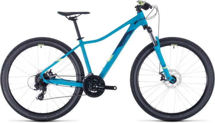 Cube Access WS blue n green 2020 - Hardtail Mountainbike Damen